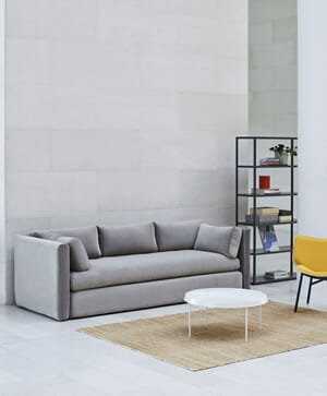 Sofa Hackney LOLA Warm Grey
