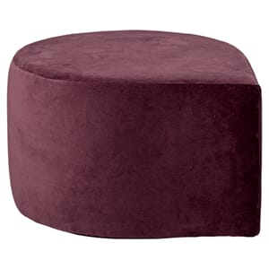 Stilla Puff Bordeaux