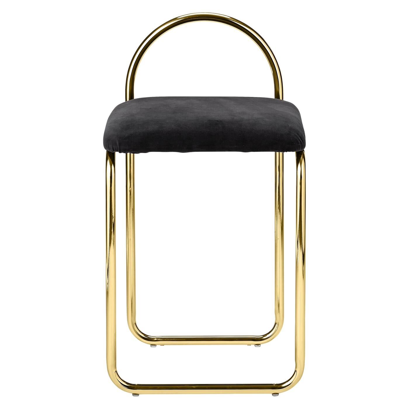Bilde av Angui Chair Antrasite/gold