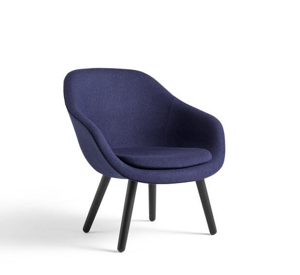 Bilde av AAL82 Lounge Chair m/Divina 783
