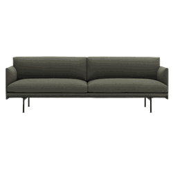 Outline Sofa 3 seter - Fiord 961