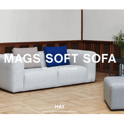 MODULOVERSIKT Mags Soft Sofa
