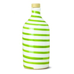 Olivenolje stripe GREEN 500 ml