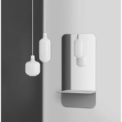 Amp Lamp White