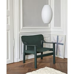 hay118_Rel Bubble Lamp Cigar M_Bernard hunter green painted beech base green canvas cover.jpg